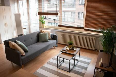Gemütliches Appartement im Herzen Düsseldorfs