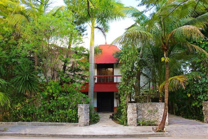 B&B+Pool Casa Balam 71B / 15M Airport & Beaches - Cancún - Pis