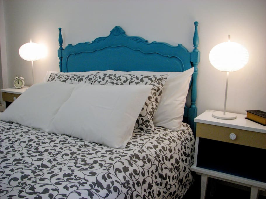 Bedroom @ Lovely Mouraria