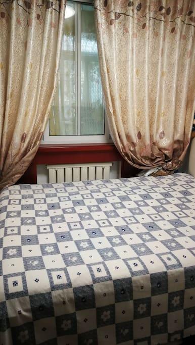 小房间1.5床舒适