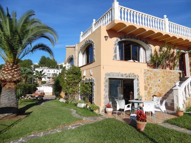 Apartment in a Villa in Javea (Spain) - El Rafalet