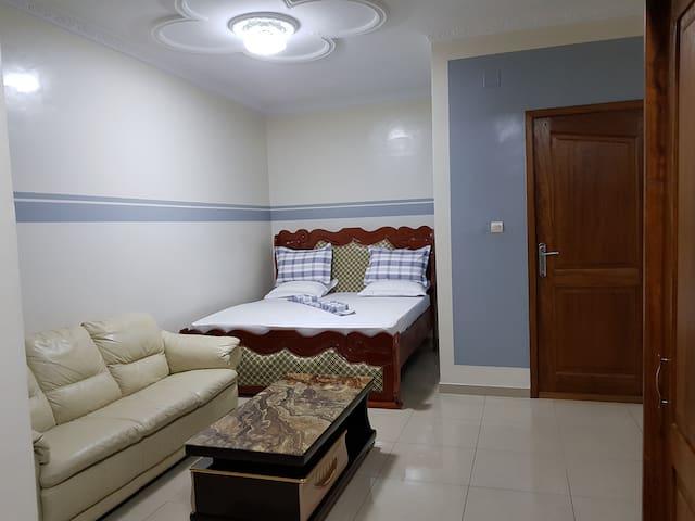 Privilège Flat Hotel Kandolo Gombe
