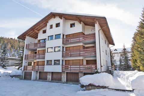 Chesa San Gian - two rooms apartment - Celerina