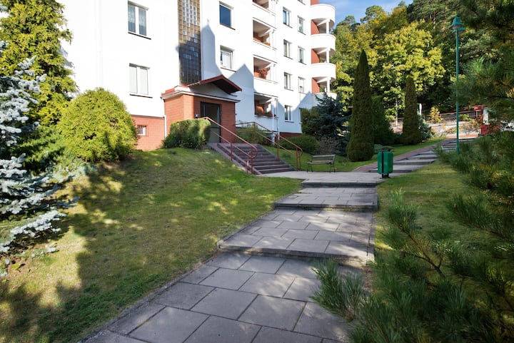 3-room apartment in Gdynia