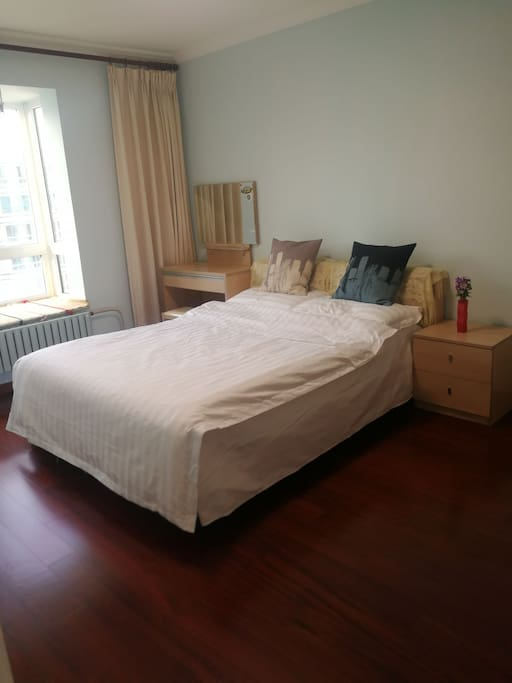 一楼双人床客房/ Double room at first floor