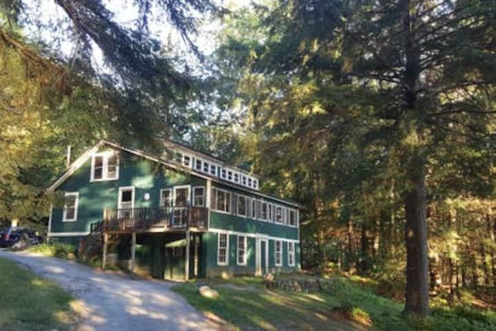 5BR Highland Lake House-Bridgton. Best Location!