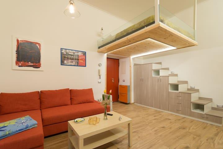 Nemo's Nest - design apartment - Neapel - Wohnung