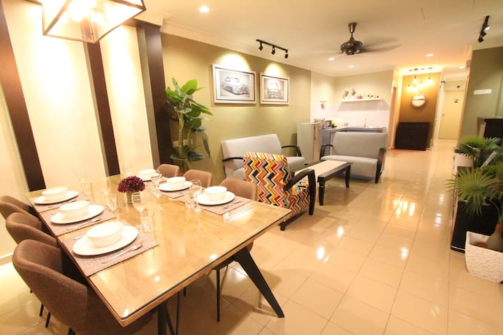 Ian's Vacation Homestay (14 pax)