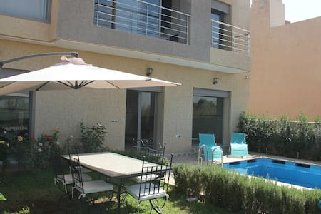 Villa Argane Marrakech - มาร์ราเกช - วิลล่า