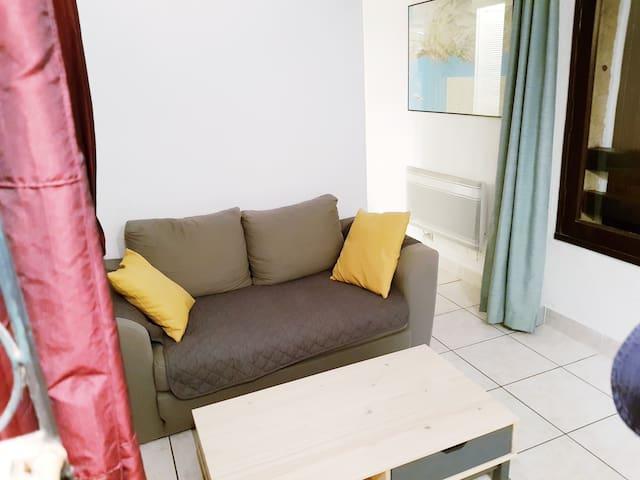 Appartement entre mer et randonnées à Cassis