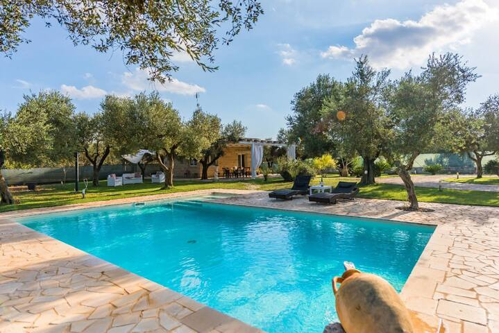 Villa Safiria - Holiday Villa Rental in Salento