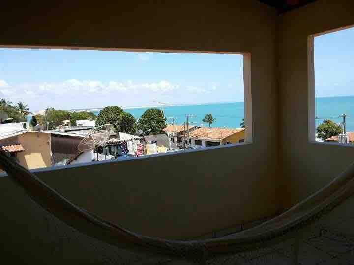Casa de Frente pro Mar ocean view Praia da Pipa