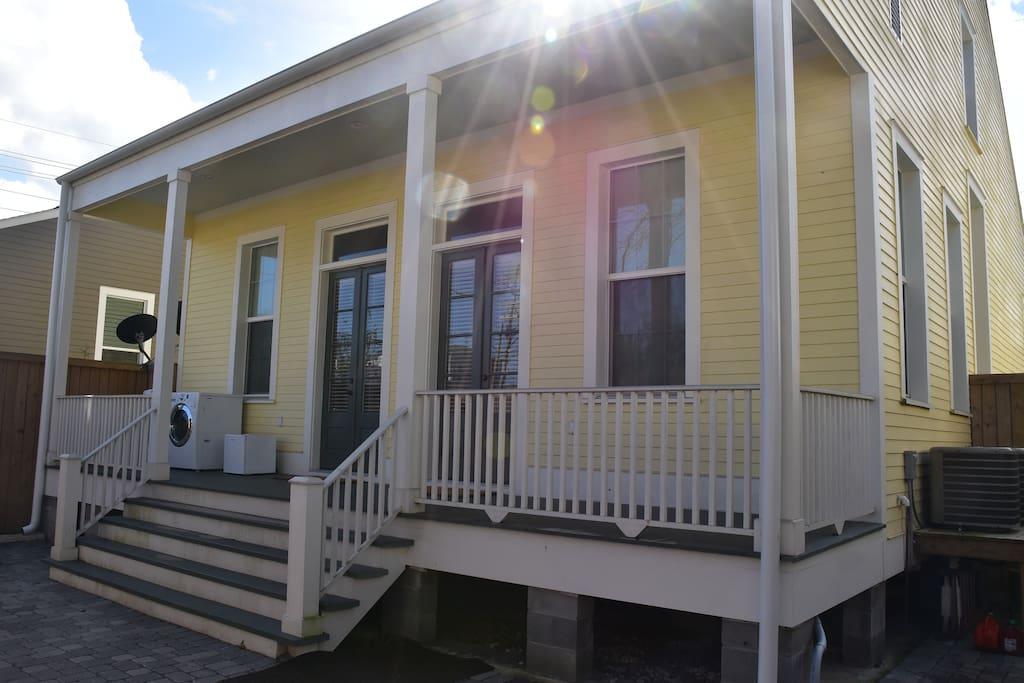 Beautiful Garden District Uptown Home Houses For Rent In New Orleans Louisiana United States