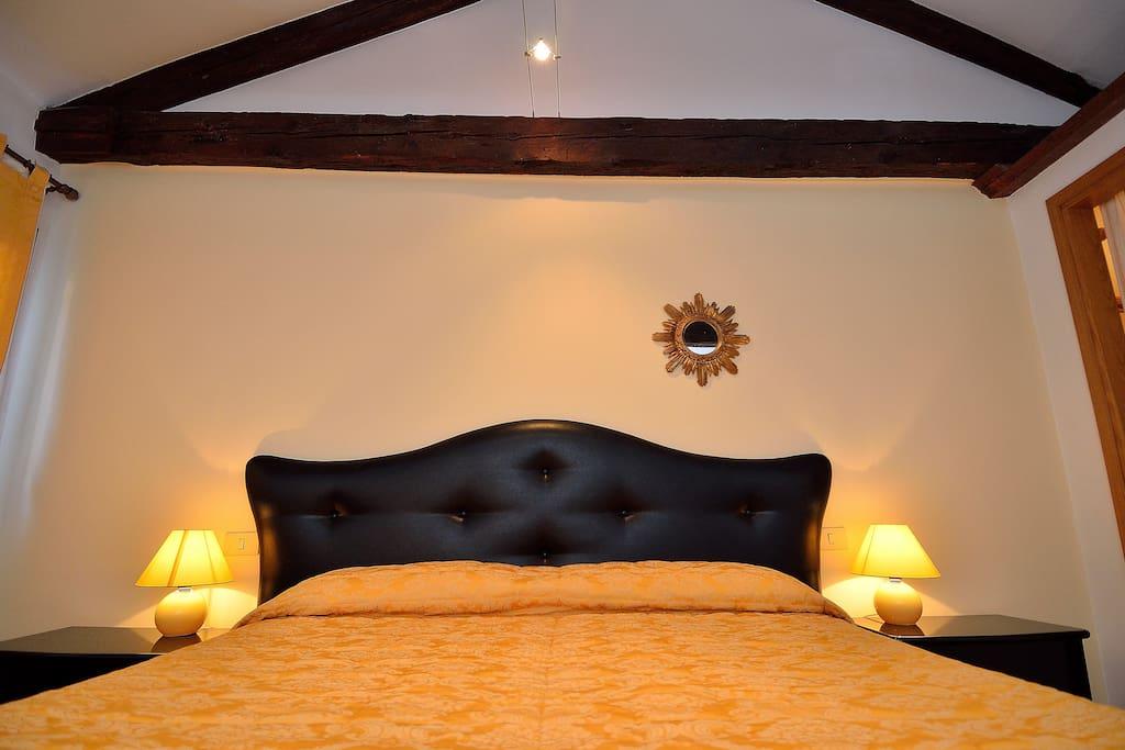 Bedroom's detail