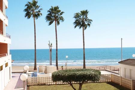 ApartUP La Concha Beachfront I Pool - Oropesa del Mar - Apartment