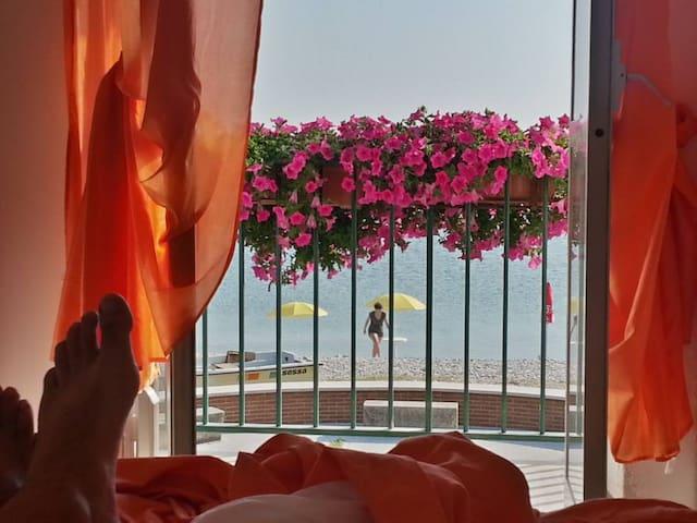 Costa abruzzese: 15 metri dal mare! - Borgata Marina - Lejlighed