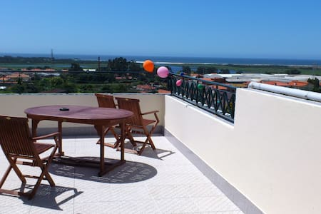 Penthouse with sea views @ Oporto - Esmoriz - Byt