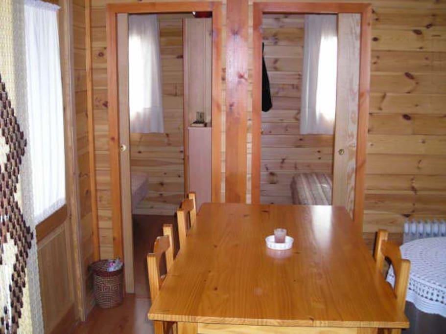 Se alquilan casas de madera cottages for rent in barx - Casas de madera valencia ...