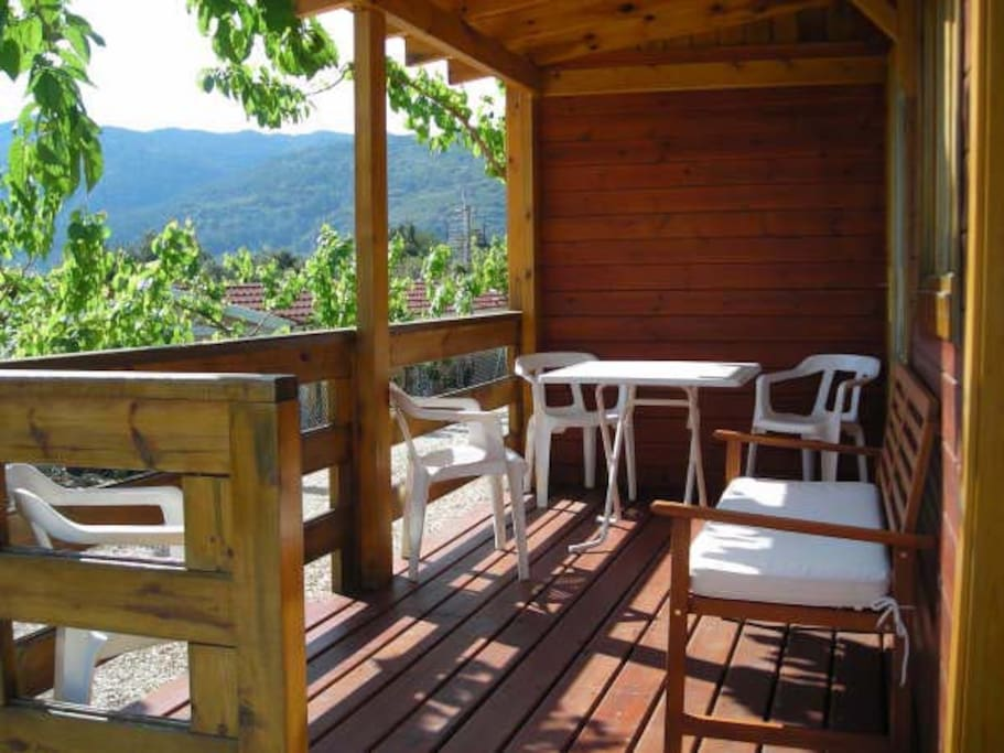 Se alquilan casas de madera cabins for rent in barx - Casas de madera valencia ...