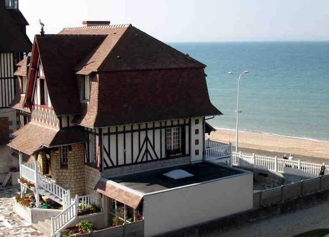 Chambre poisson   - Blonville-sur-Mer - Bed & Breakfast