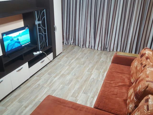 Горный воздух, 2 - х комнатная квартира