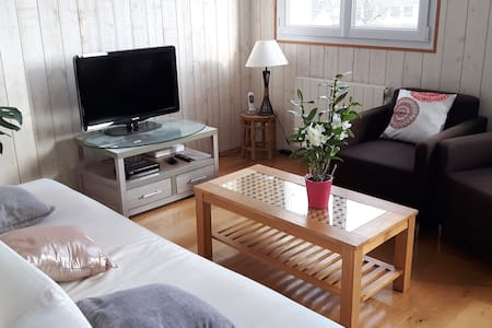 Appartement sur les hauteurs de Quimper - Quimper - Apartament
