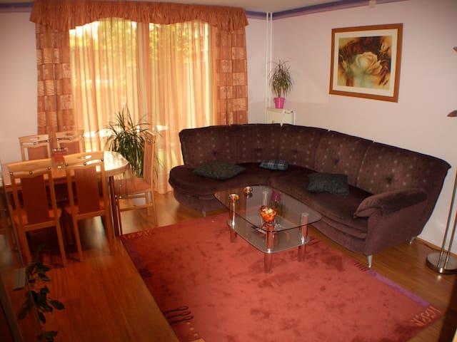 2-room apt. near fairground ID 72 - Hanover - Apartemen