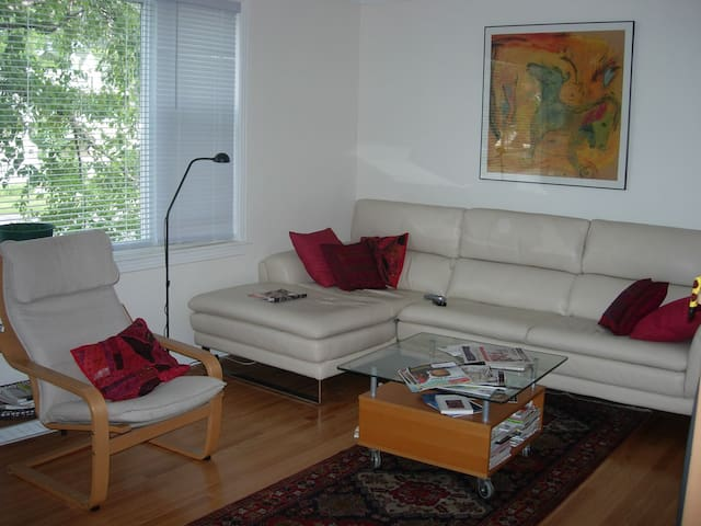 Large and bright apt. near downtown - Ottawa - Appartement