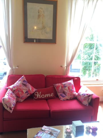 Separate double room in cosy flat - London - Lägenhet