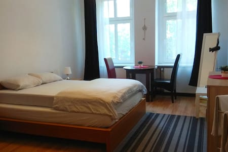 Centrum, Cozy, Clean Room, Double Bed (no fees)