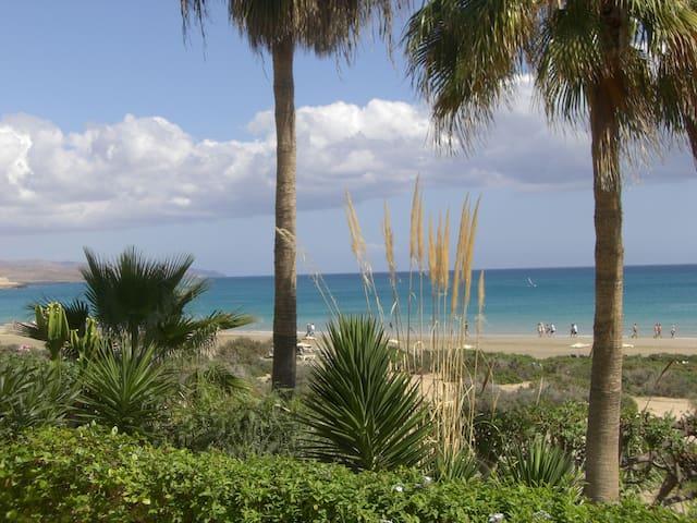 Meerblick Apartment-Fuerte Ventura - Costa Calma