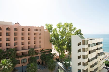 Beach Studio In Center Of Marbella! - Marbella
