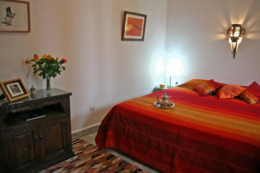 La chambre double Ganga