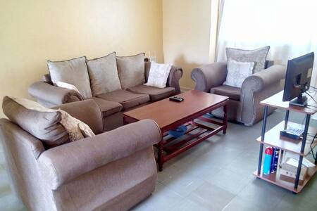 Comfortable and Ideal Home - 15 mins from Airport. - Nairobi - Apartmen perkhidmatan