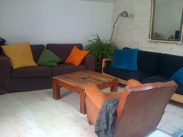 Appartement confortable cœur de village