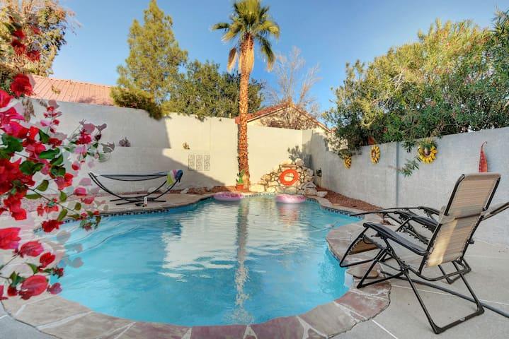 Casa Del Norte- with private pool