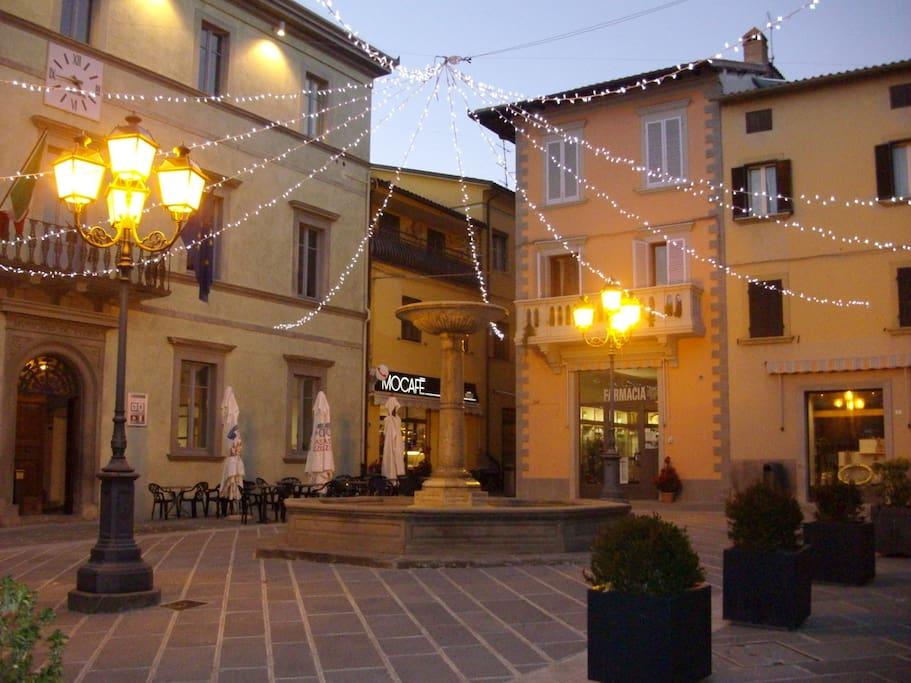 La poventa nel centro storico vicino al lago case in for Lago vicino milano