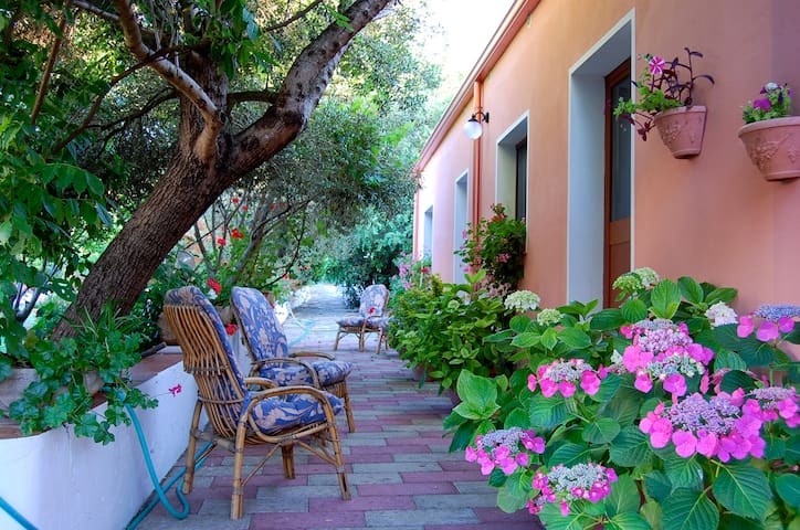 "B&B ""Su Narboni Mannu"" Family Room - Teulada - Bed & Breakfast"
