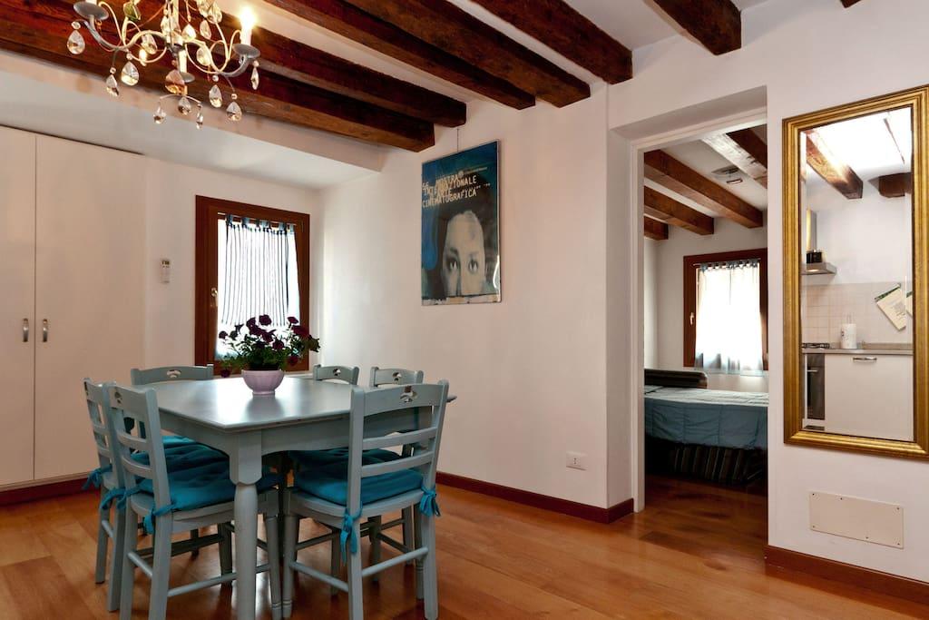 Ca 39 giardini appartement a venise appartements louer for Giardini a venise