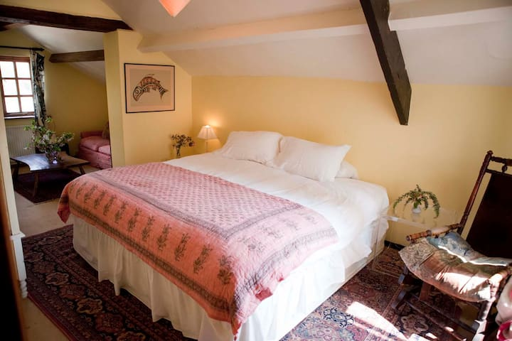 Charming B&B near Dartmouth - Cornworthy - Bed & Breakfast