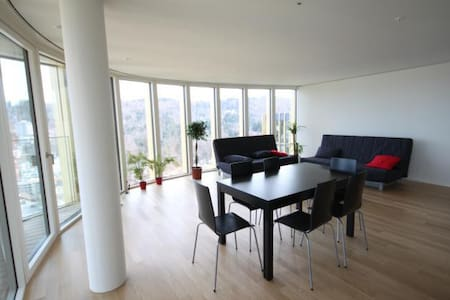 Exclusive 3.5 room with terrace S.L