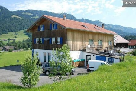 Fuzzi Flyers Lodge - Hittisau