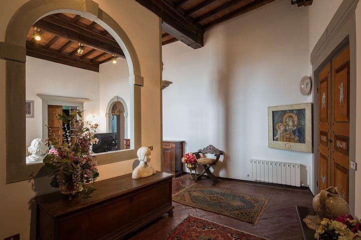 Capitano luxury apartment in town