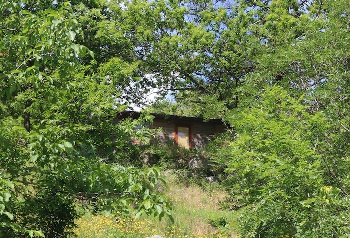 Chalet en Ardeche avec piscine commune - Sablières - Chalet