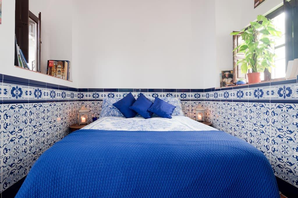 Chambre Bleue Arabo Andalouse Maisons 224 Louer 224 Grenade