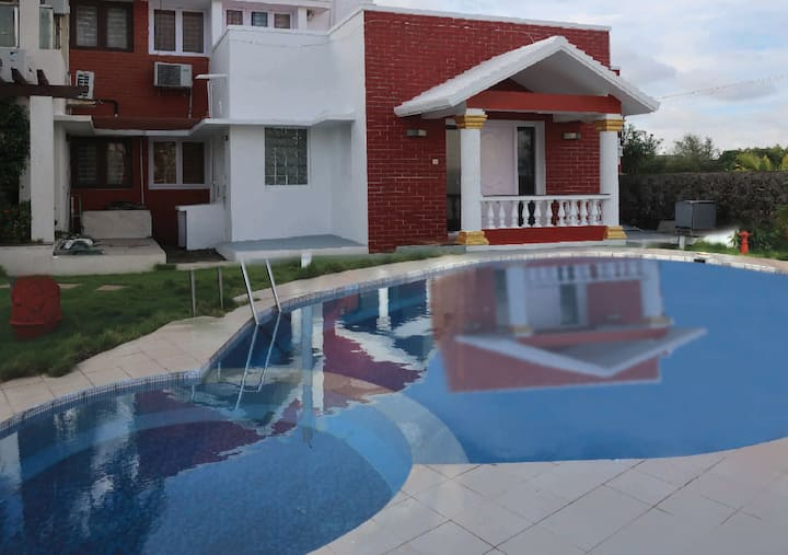 Beach  View Private Villa with Swimming Pool