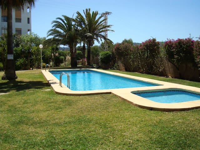 Perfect Apt.On Javea's Arenal Beach - Platja de l'Arenal - Huoneisto
