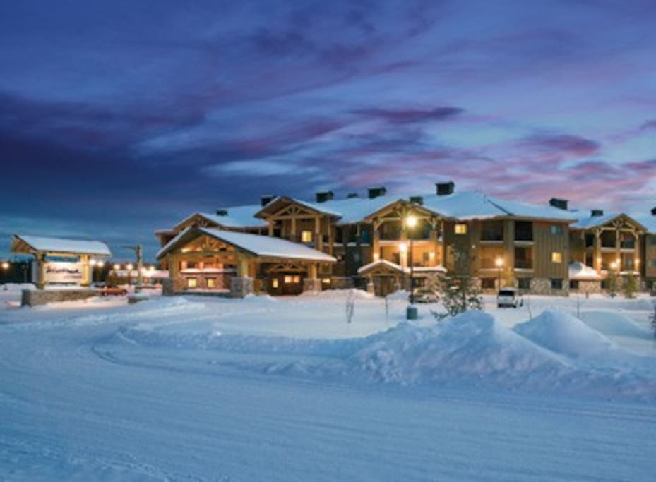 West Yellowstone 1 Bdrm Condo Resort Serviced Apartments