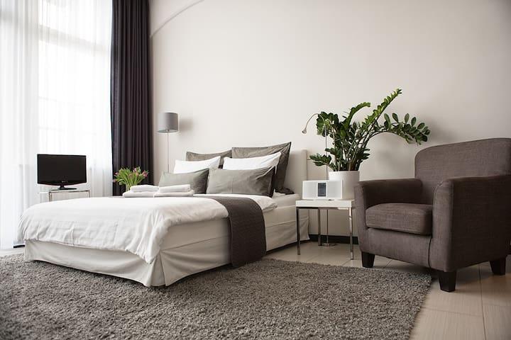 Studio 44 - Apartment LIST - Leipzig - Daire