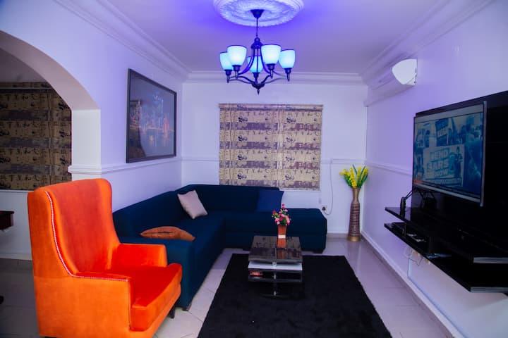 HT-Oriental Luxury Serviced Apartment, Wuse II.